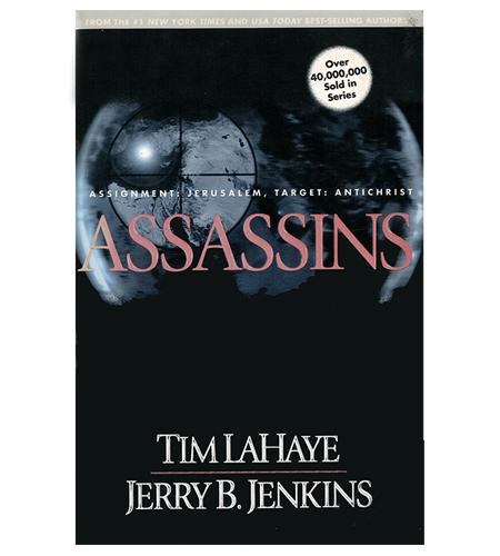 Assassins: Assignment – Jerusalem, Target – Antichrist (Damaged)