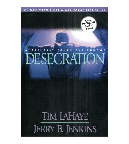 Desecration: Antichrist Takes the Throne (Damaged)