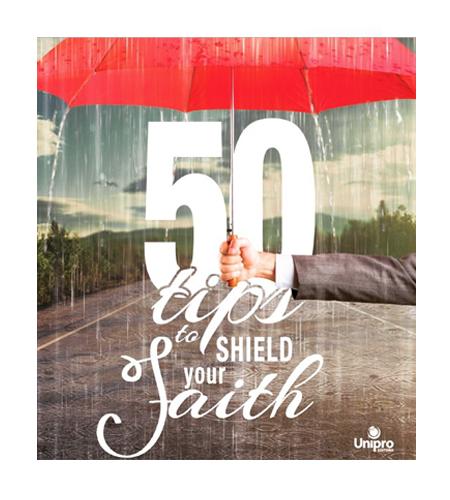 50 tips to shield your faith