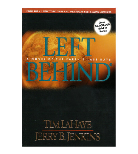 Left Behind: A Novel of the Earth's Last Days (Damaged)