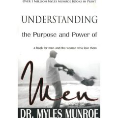Understanding the Purpose and Power of Men (Damaged)