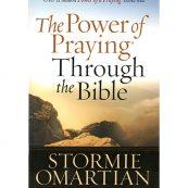 The power of praying through the bible