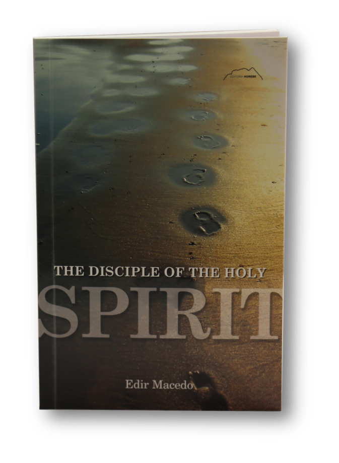 The Disciple of The Holy Spirit Front